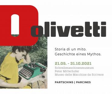 Olivetti – storia di un mito