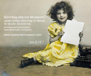 Sonntag ins Museum